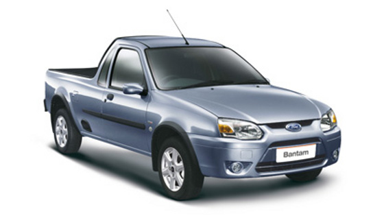 Nueva Ford Courier 2009 ?