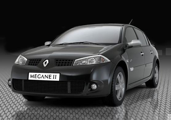 Renault Mégane II Sport