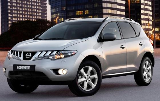 Nueva Nissan Murano, llega a Chile