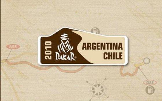 Rally Dakar Argentina Chile 2010