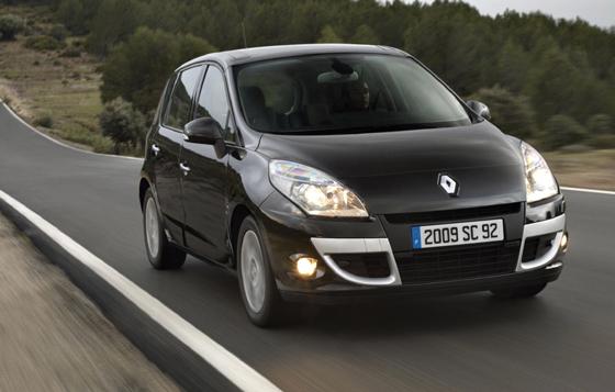 Renault Scénic 2010