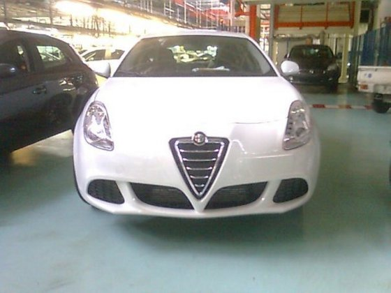 Alfa Romeo Milano