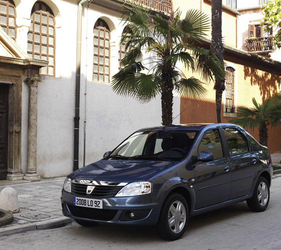 Renault Logan en Venezuela