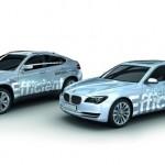 BMW, Serie 7 y X6 Hibridos