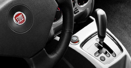 Fiat Palio, Siena, Idea Adventure con Cambios Dualogic
