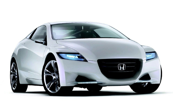 Honda CR-Z Hybrid modelo 2010