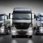 Mercedes-Benz Axor 2544 celebration