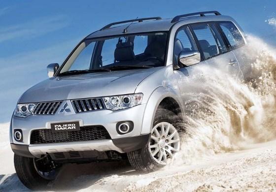 Mitsubishi Montero Dakar, llega a Brasil