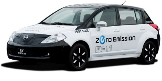 Nissan Prototipo EV, Zero Emission