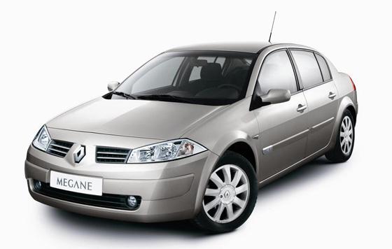 Renault Mégane II renueva su imagen