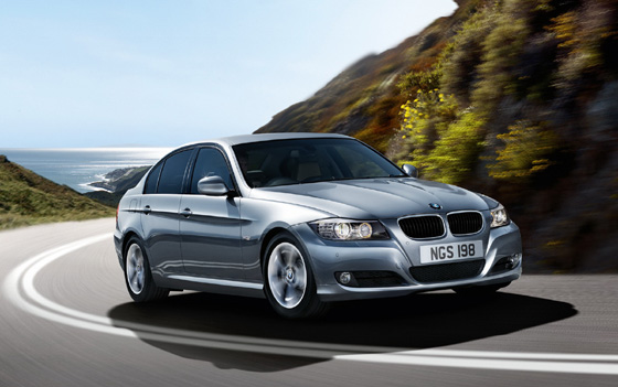 BMW 320d EfficientDynamics 2010