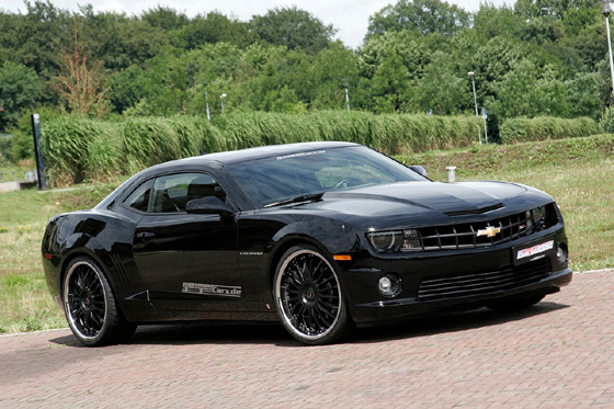Chevrolet Camaro SS GeigerCars