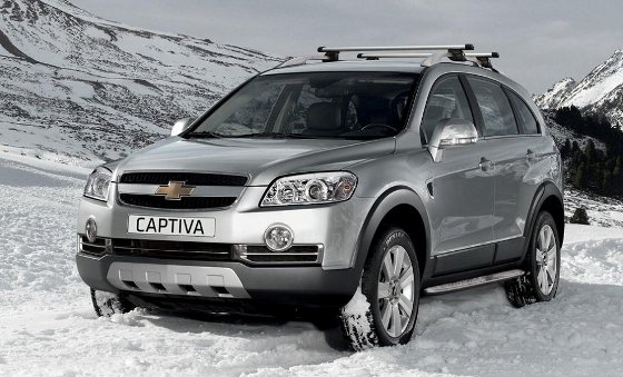 Chevrolet Captiva Extreme 09