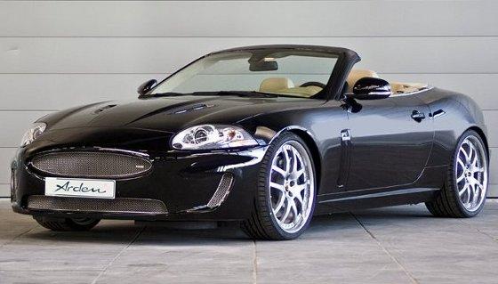 Jaguar XKR Convertible Arden