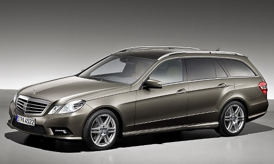 Mercedes Benz Clase E Familiar