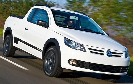 Nueva Volkswagen Saveiro 2010