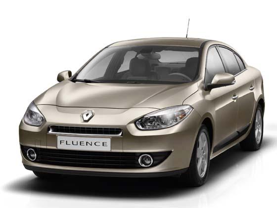 Renault Fluence: para viajar con estilo