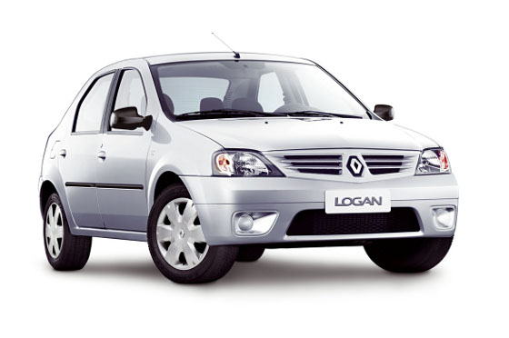 Renault Logan UP