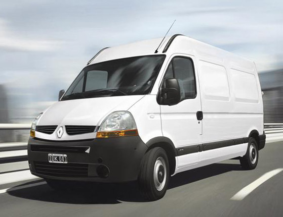 Nuevo Renault Master en Argentina