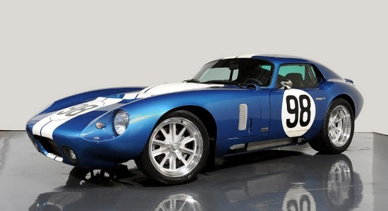 Shelby CSX 9000 Cobra Daytona Coupe MKII