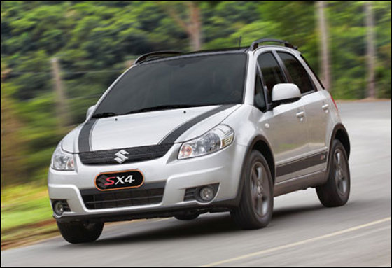 Suzuki SX4, llega a Brasil