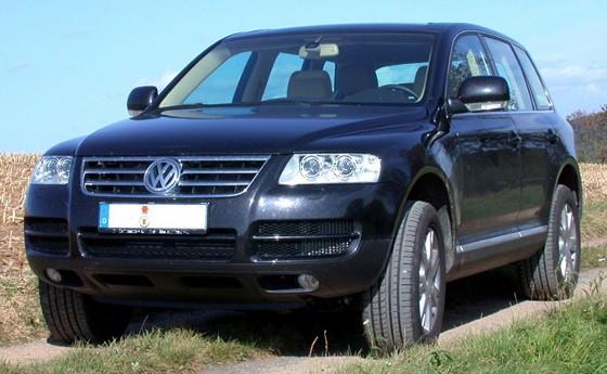 Volkswagen Touareg, llamado a revisión en Brasil
