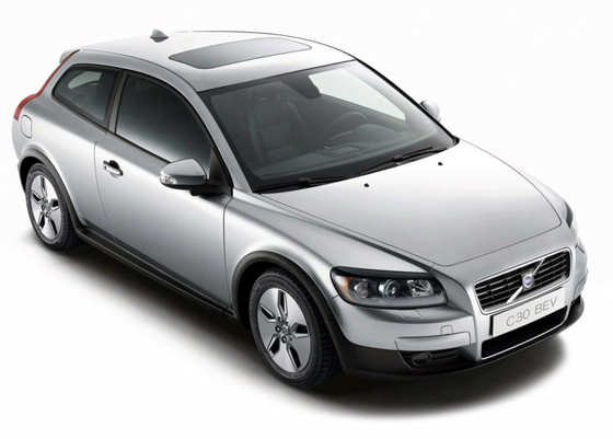 Volvo C30 Electric Vehicle Proyecto