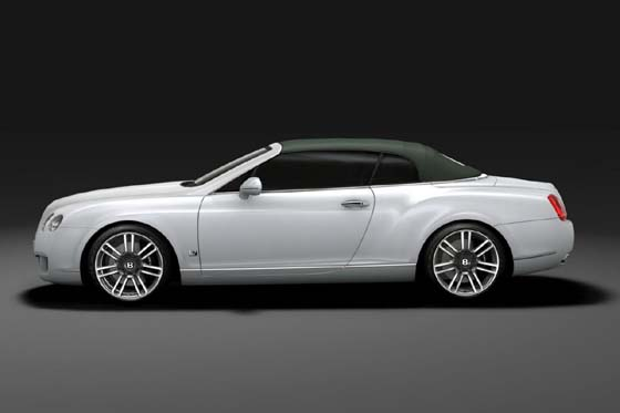 Bentley Continental GTC Serie 51