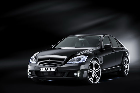 Mercedes-Benz S600  750HP Brabus SV12 R