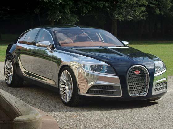 Bugatti Galibier 16C Concept
