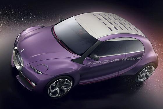 Citroën DS2 derivado del Révolté