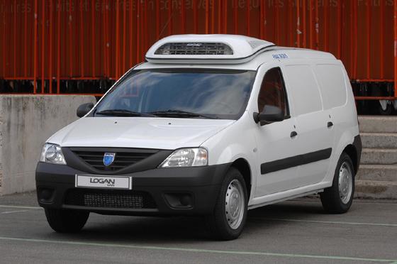 Dacia Logan Pick Up accesorios