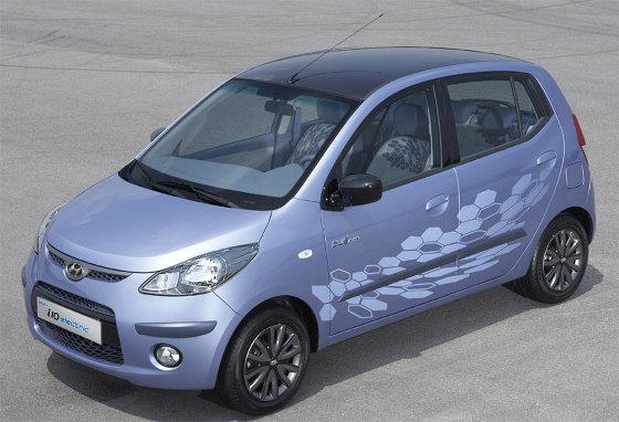 Hyundai i10 Electrico
