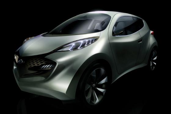 Hyundai iX Metro Concept
