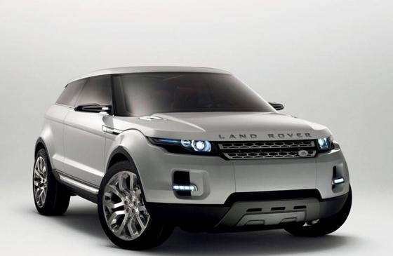 Land Rover LRX (Range Rover) 2011