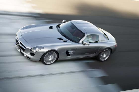 "Mercedes-Benz SLS AMG ""Gullwing"""