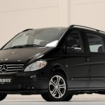 Mercedes Benz Viano Business Light Concept by Brabus