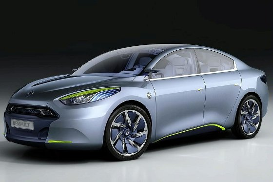 Renault Fluence, Zero Emission