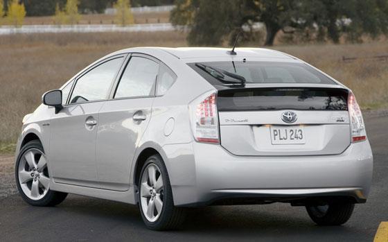 Toyota Prius Llega A La Argentina Mundoautomotor