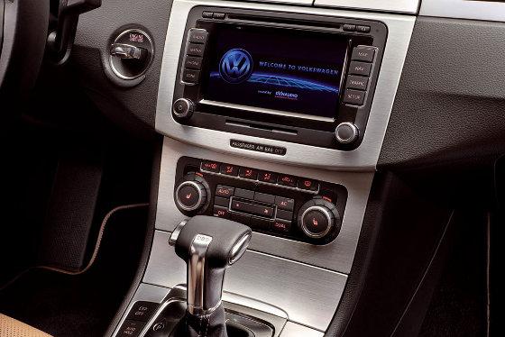Volkswagen Passat Cc Lanzamiento Oficial Mundoautomotor