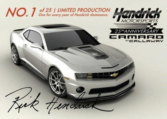 Chevrolet Camaro SS 25th Anniversary