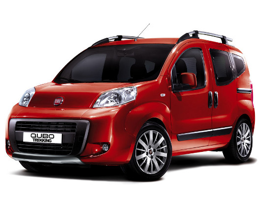 Fiat Fiorino Qubo Trekking