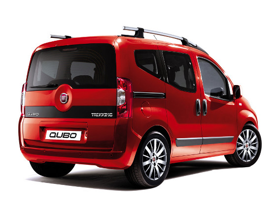 fiat fiorino qubo trekking mundoautomotor. Black Bedroom Furniture Sets. Home Design Ideas
