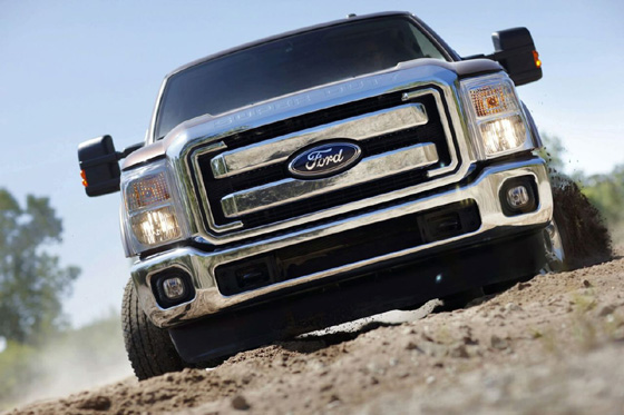 Ford F-Series Super Duty 2011