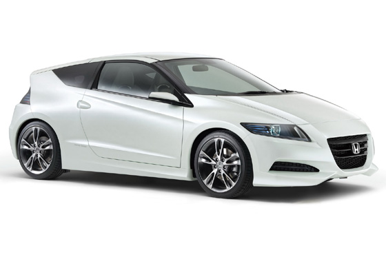 Honda CR-Z Hybrid Sports Coupe