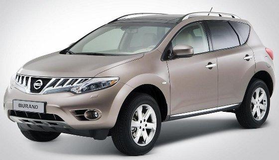 Nissan Murano, Lanzamiento Oficial