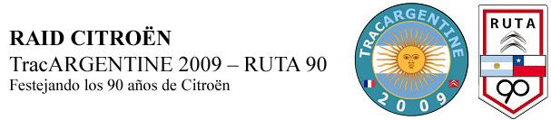 Citroen – TracArgentine 2009 Ruta 90