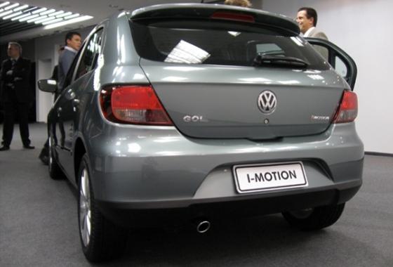 Volkswagen Gol I-Motion