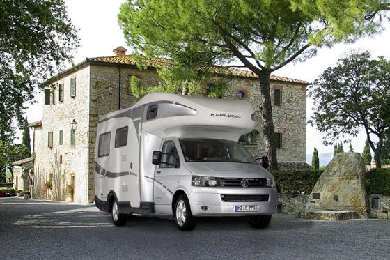 Volkswagen T5 Mobile Home