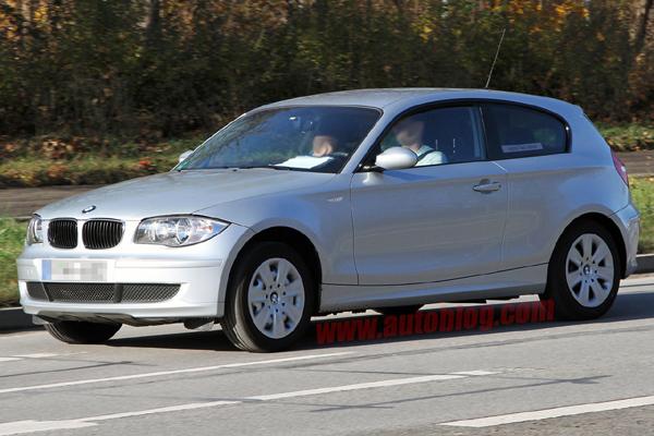 BMW Serie 1 Hybrid test de prueba